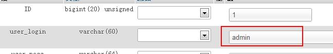 wordpress用户管理