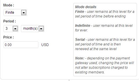wordpress插件memberships