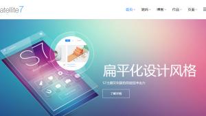 WordPress企业主题S7汉化版