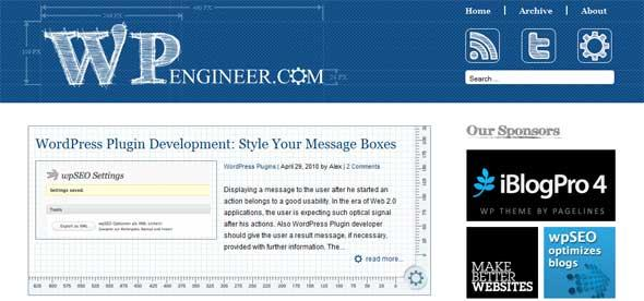 WordPress Tutorials WP Engineer