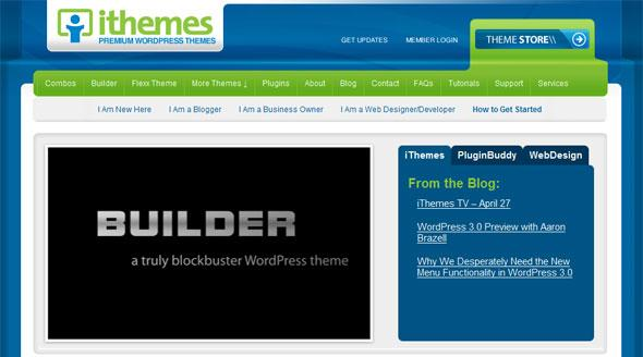wordpress iThemes