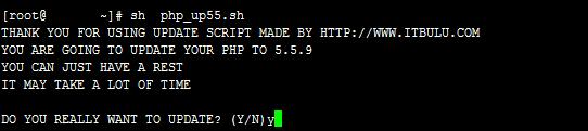 WDCP快速升级到PHP5.5.9及安装soap扩展