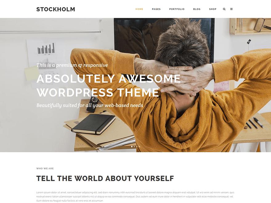 Stockholm v3.5.2- 真正的多概念主题