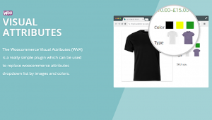 Woocommerce Visual Attributes & Options Swatches汉化版