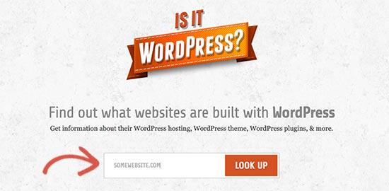 如何找到WordPress网站使用的主题