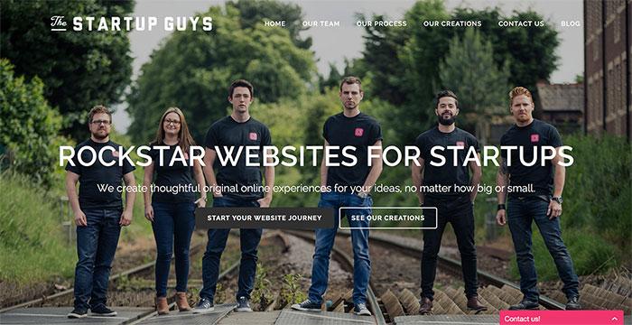 The Startup Guys