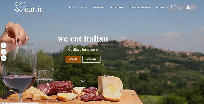 We Eat Italian