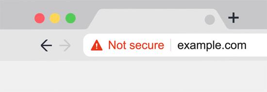 Chrome不安全SSL