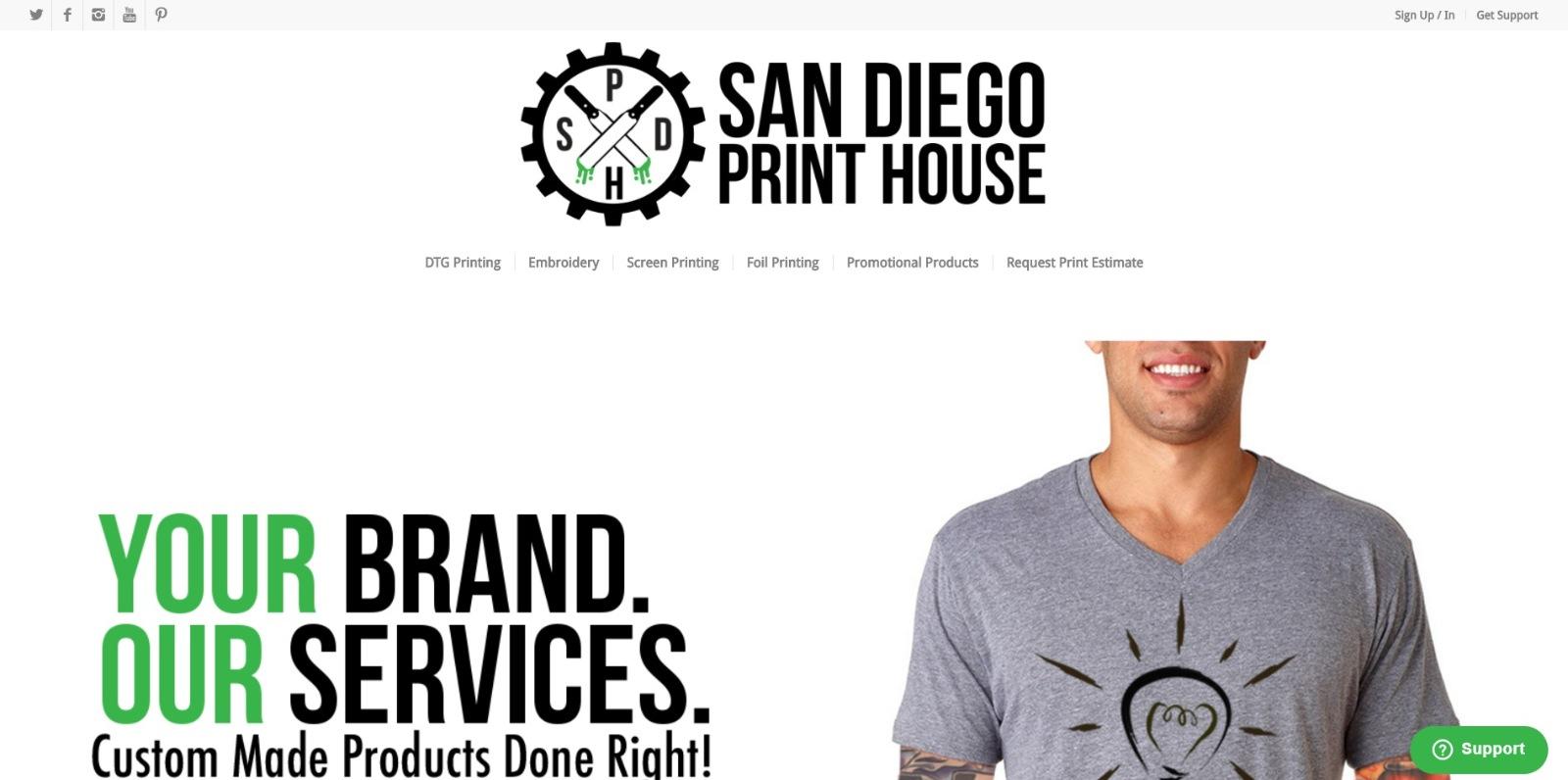 San Diego Print House