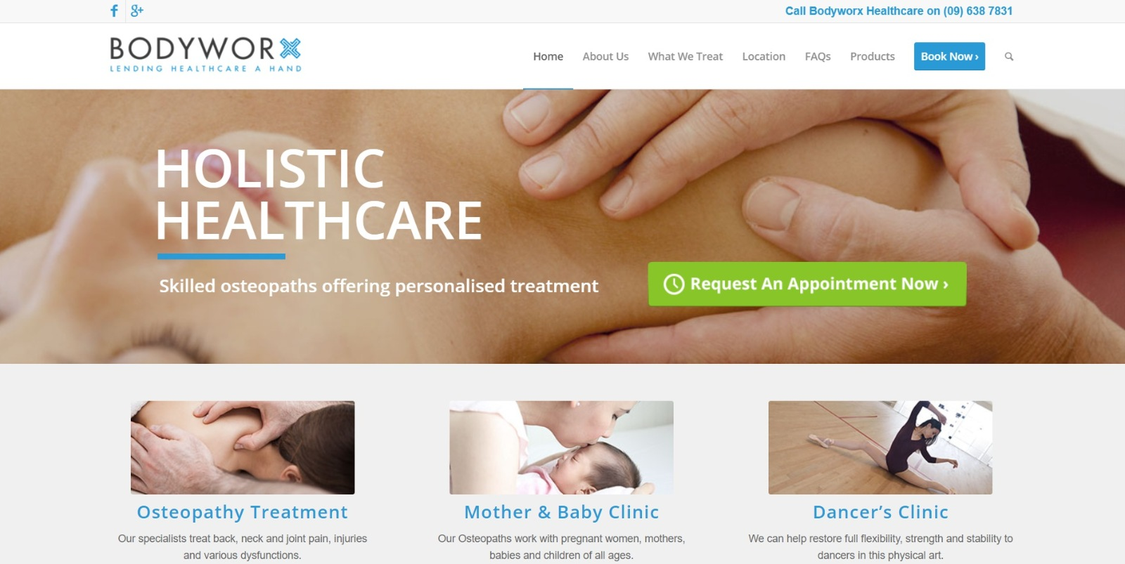 Bodyworx health care