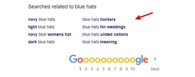 Google搜索建议