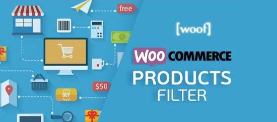 WooCommerce产品过滤器