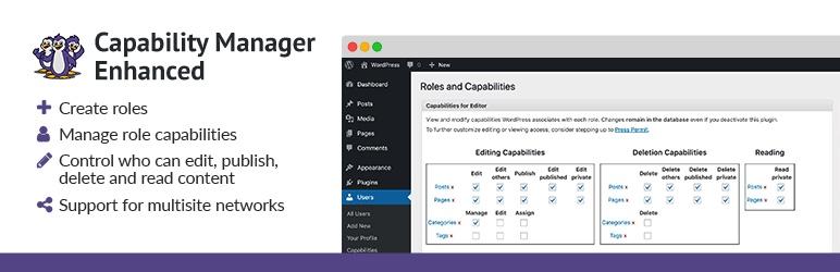 Capability Manager增强插件