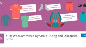 YITH WooCommerce Dynamic Pricing and Discounts Premium汉化版