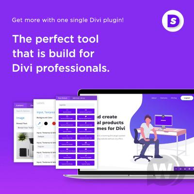 Divi Supreme Pro v3.5.0 – Divi创意模块