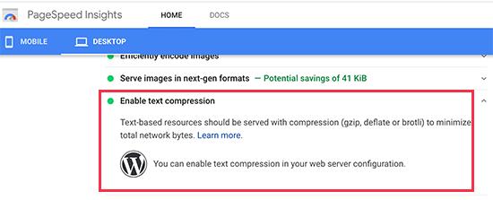 如何在WordPress中启用GZIP压缩(3种方式)