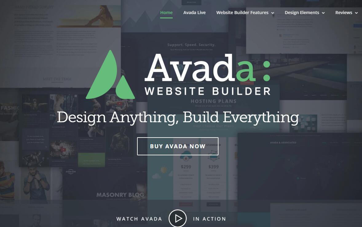 Avada v7.3.1 – 响应式多功能主题