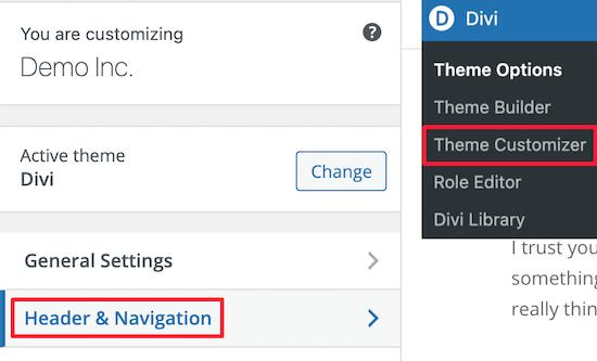 如何更改您的 WordPress 徽标大小